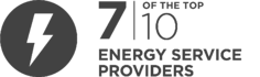 6 og the top 10 energy service providers are InfoGuard customers