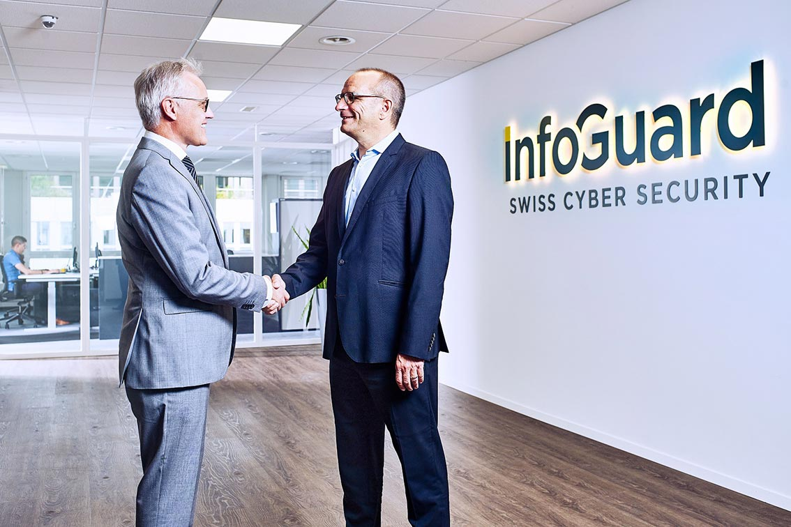 Welcome to InfoGuard