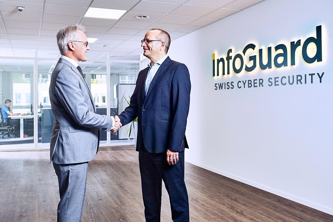 Willkommen bei InfoGuard