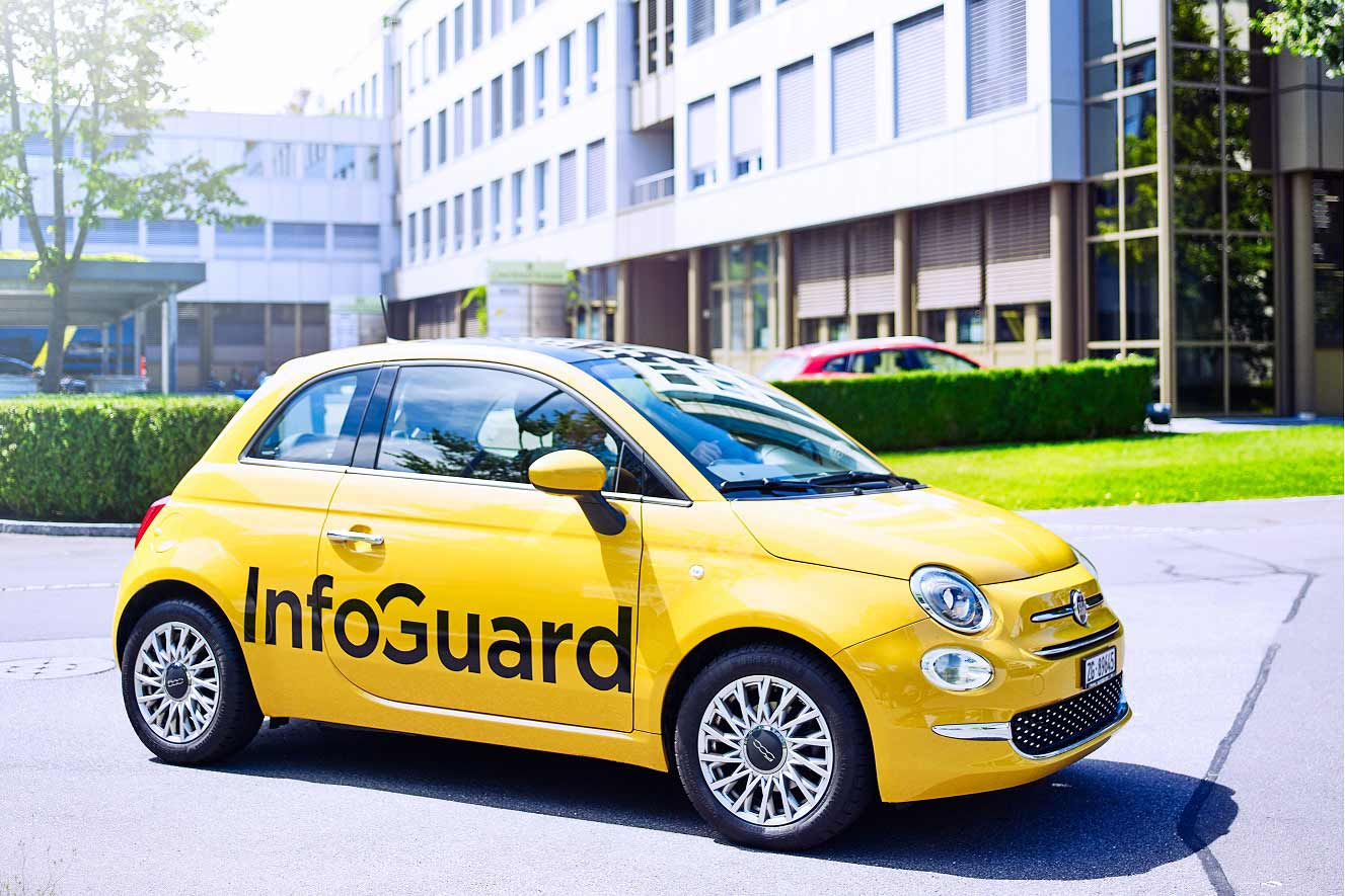 InfoGuard Support