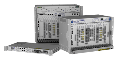 ADVA Optical Networking FSP-3000 WDM-System (CWDM / DWDM)