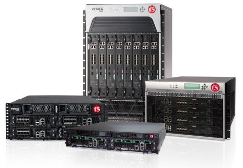 F5 Networks Big-IP Application Delivery Controller