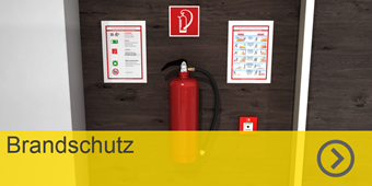 InfoGuard Security Awareness eLearning Kurs Brandschutz