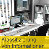 InfoGuard Security Awareness eLearning Kurs Klassifizierung