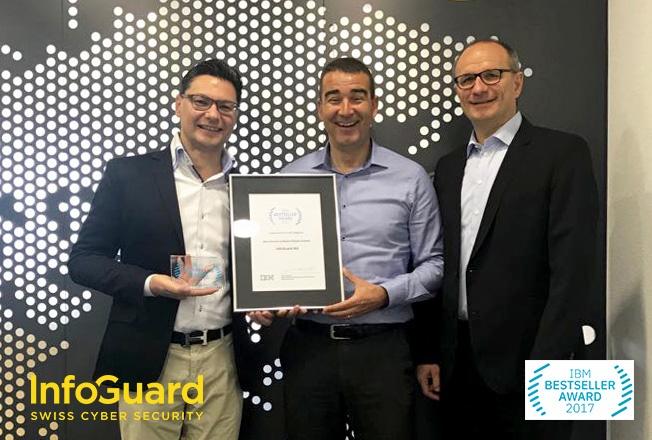 IBM Bestseller Award 2017