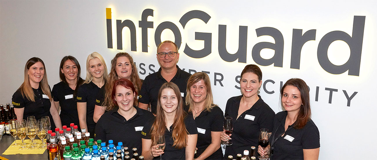 Detect & Respond – one of the key Topics at The InfoGuard Innovation Day 2019