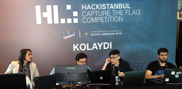 Capture The Flag – InfoGuard auf dem Podest beim HackIstanbul 2019